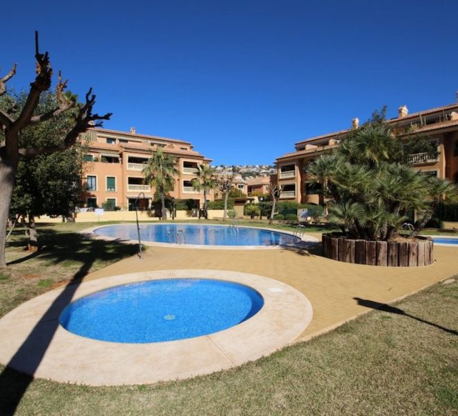1 Bed 1 Bath Apartment For Sale in Javea | Javea Guide ref JA347 01