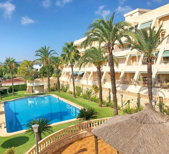 3 Bed 2 Bath Apartment For Sale in Javea | Javea Guide ref JA351 01