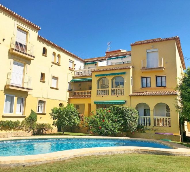 3 Bed 2 Bath Apartment For Sale in Javea | Javea Guide ref JA360 01