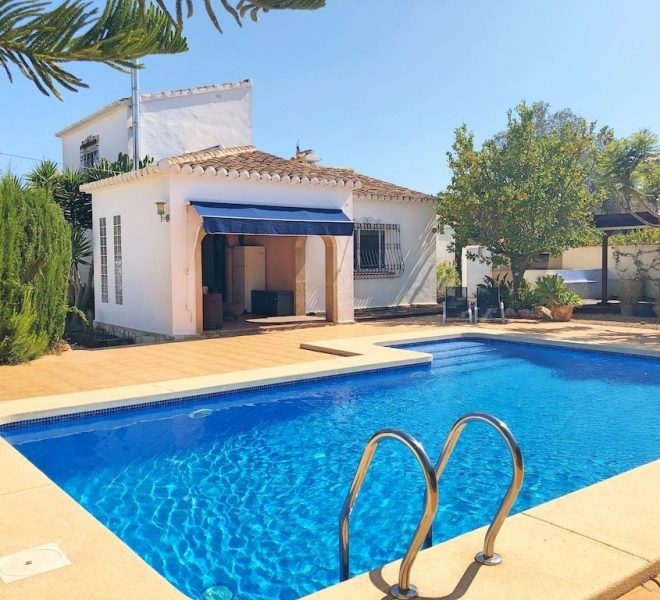 4 Bed 3 Bath Villa For Sale in Javea | Javea Guide ref JV477 01