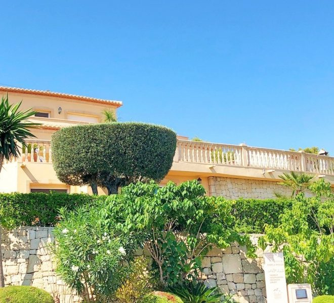 5 Bed 4 Bath Villa For Sale in Javea | Javea Guide ref JV492 01